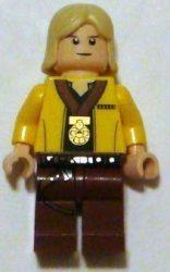 Lego sw257a - Luke Skywalker (Celebration) - White Pupils