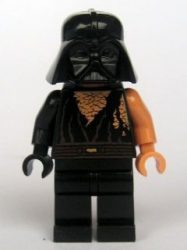 Lego sw283 - Anakin Skywalker, Battle Damaged with Darth Vader Helmet