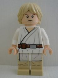 Lego sw335 - Luke Skywalker (7965)