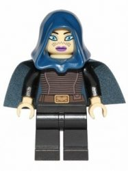 Lego sw379 - Barriss Offee (9491)